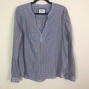 Anthropologie   Holding Horses   top size 8